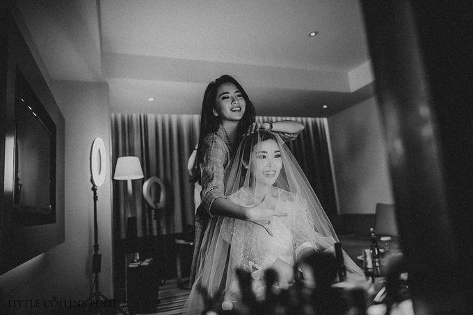 Henri & Adelia Wedding by Pullman Jakarta Indonesia - 005