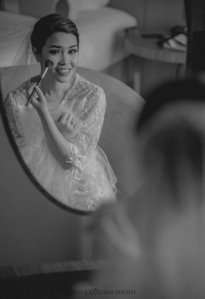 Henri & Adelia Wedding by Pullman Jakarta Indonesia - 006