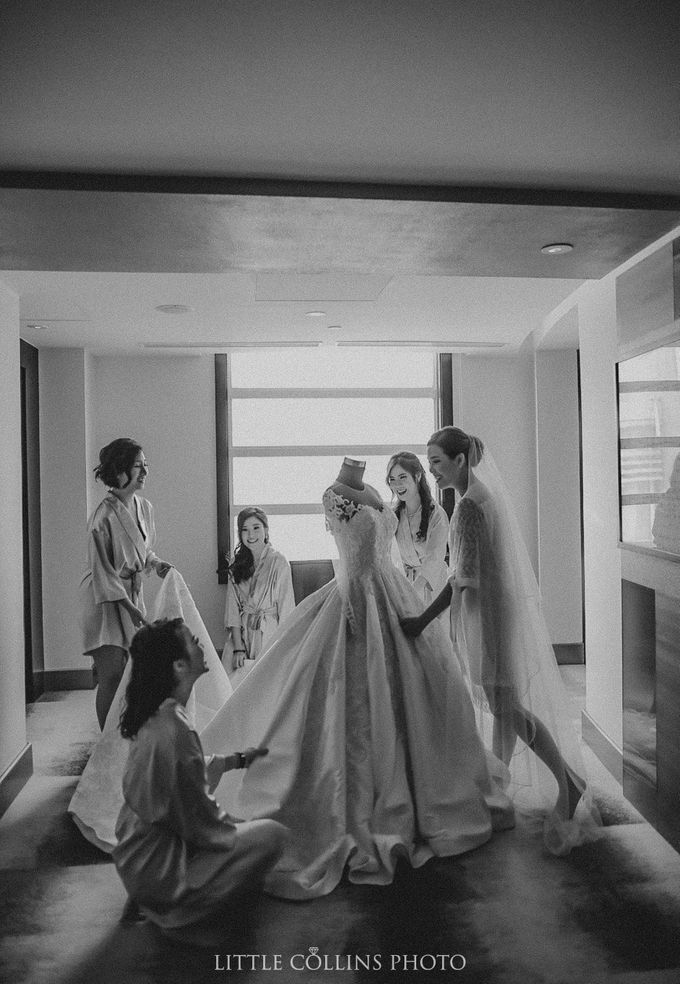 Henri & Adelia Wedding by Pullman Jakarta Indonesia - 008