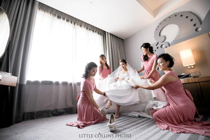Henri & Adelia Wedding by Pullman Jakarta Indonesia - 007