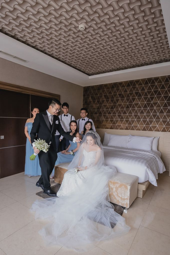 Christian & Herlinda Wedding by IKK Wedding Planner - 011
