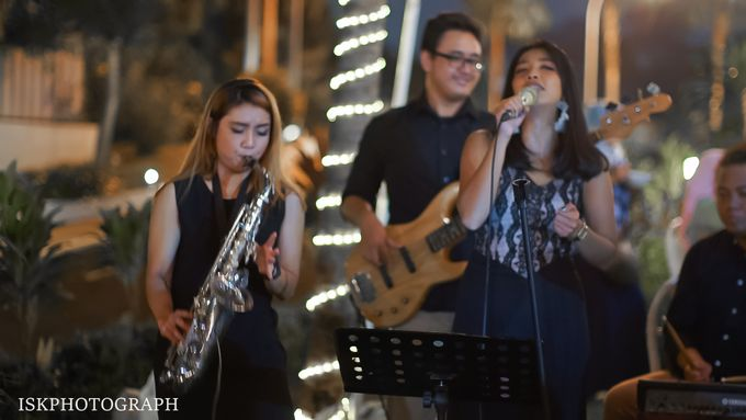 The wedding of Aulia & Dimas by HS Music Entertainment - 007