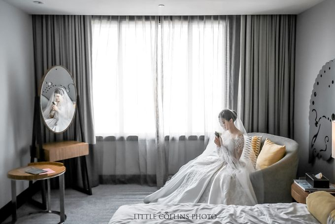 Henri & Adelia Wedding by Pullman Jakarta Indonesia - 010
