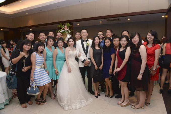 THE WEDDING OF DERWIN & JURIE / 27.09.14 / GEDUNG KOMPAS GRAMEDIA by AS2 Wedding Organizer - 002