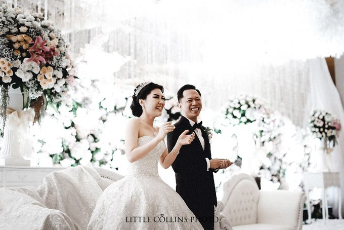 Jimmy & Ilea Wedding by Wong Hang Distinguished Tailor - 028