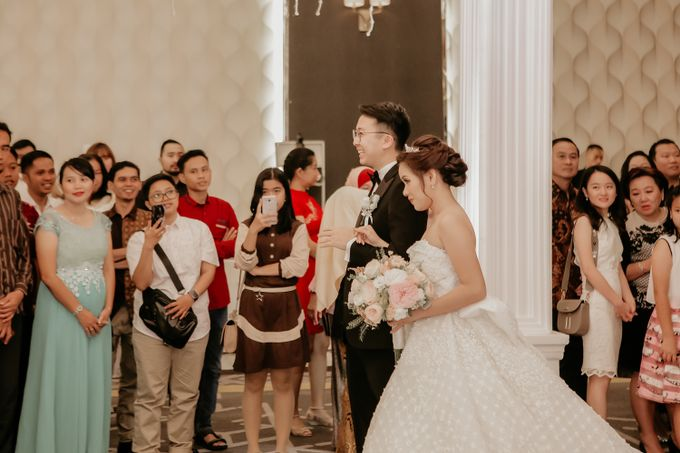 Christian & Herlinda Wedding by IKK Wedding Planner - 029
