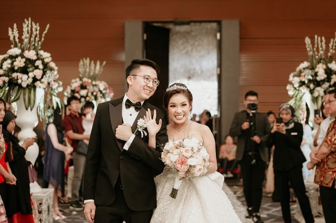 Christian & Herlinda Wedding by IKK Wedding Planner - 030