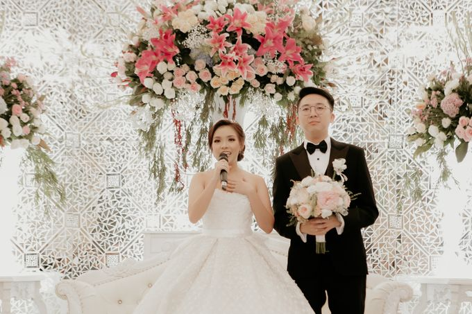 Christian & Herlinda Wedding by IKK Wedding Planner - 032