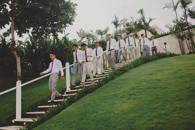 Wedding in Villa Latitude by Bali Tie d' Knot - 007
