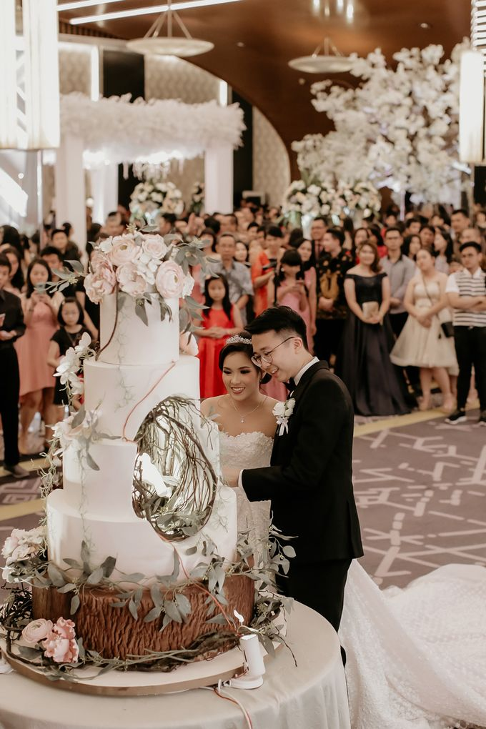 Christian & Herlinda Wedding by IKK Wedding Planner - 037
