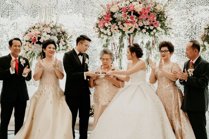 Christian & Herlinda Wedding by IKK Wedding Planner - 040