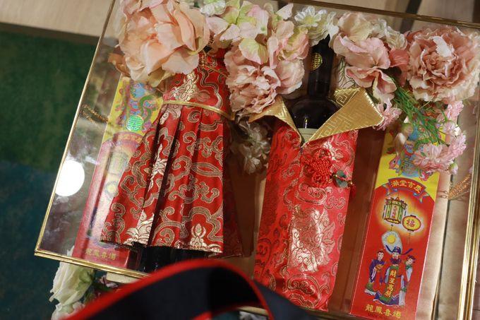 Chinese Instrumental Sangjit Taste Paradise Hyatt Jakarta - Double V by Double V Entertainment - 015
