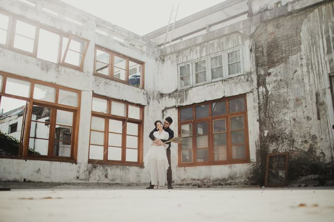 Prewedding of Puri & Argi by Lights Journal - 009