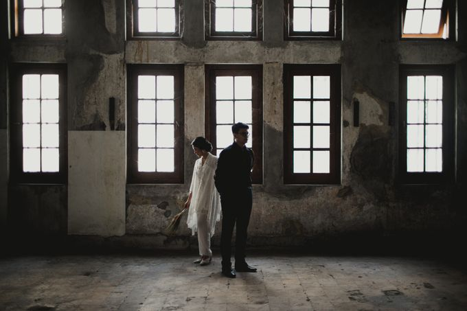 Prewedding of Puri & Argi by Lights Journal - 012