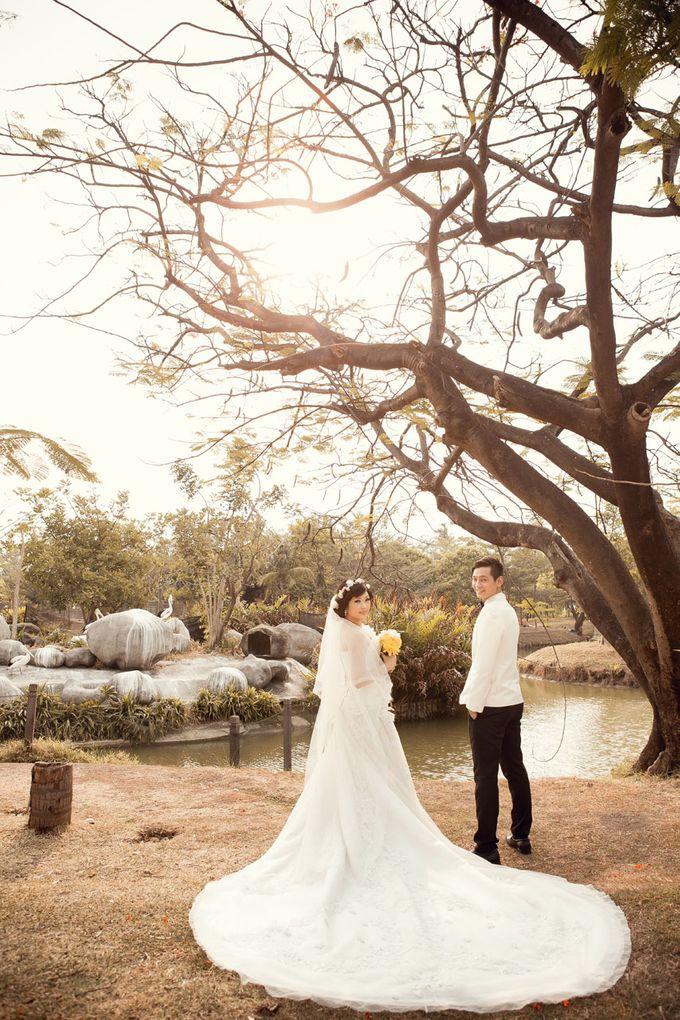 Bambang & Melissa by JJ Bride - 005