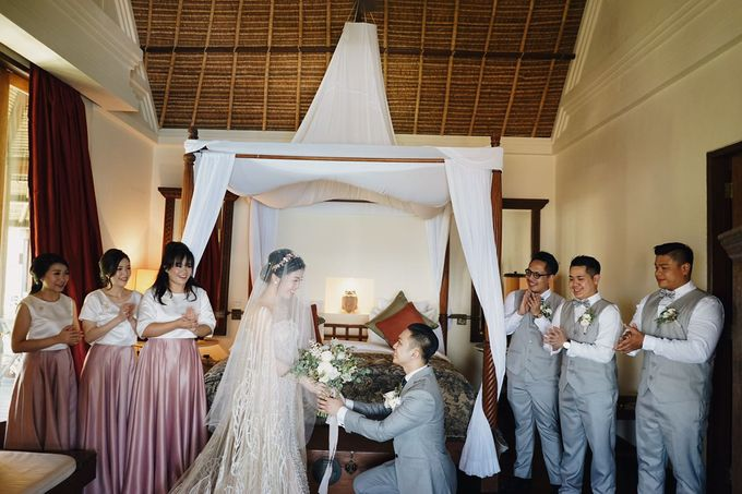 Andrew & Cassandra Wedding by Love Bali Weddings - 038