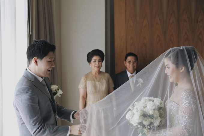 The Wedding of Alvin & Febriyana by Lavene Pictures - 010