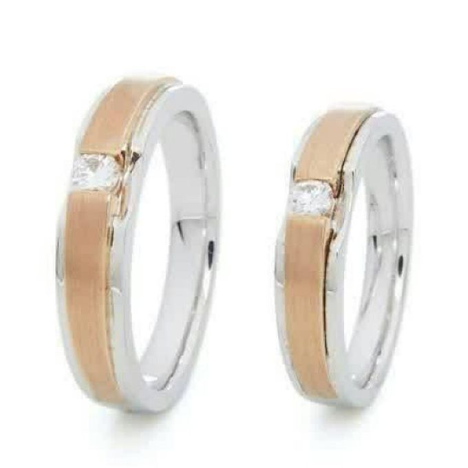 wedding ring simple Design by V&Co Jewellery - 003