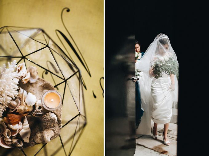 Atlantis Wedding by Arch and Vow Studio - 008