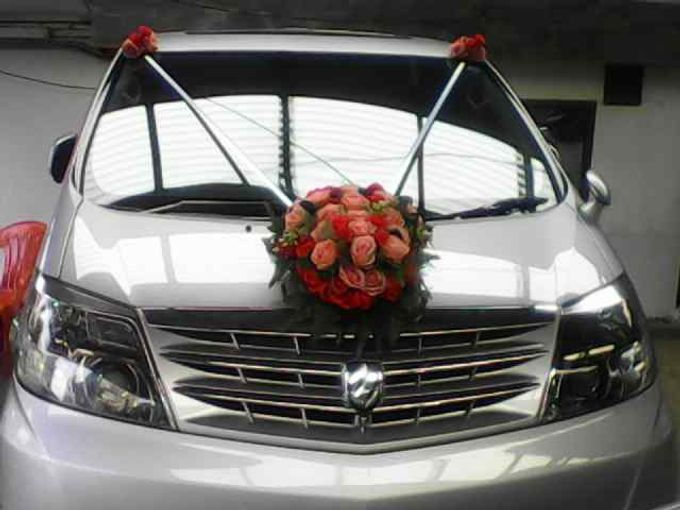 Contoh Dekorasi BK Rent Car by BKRENTCAR - 008