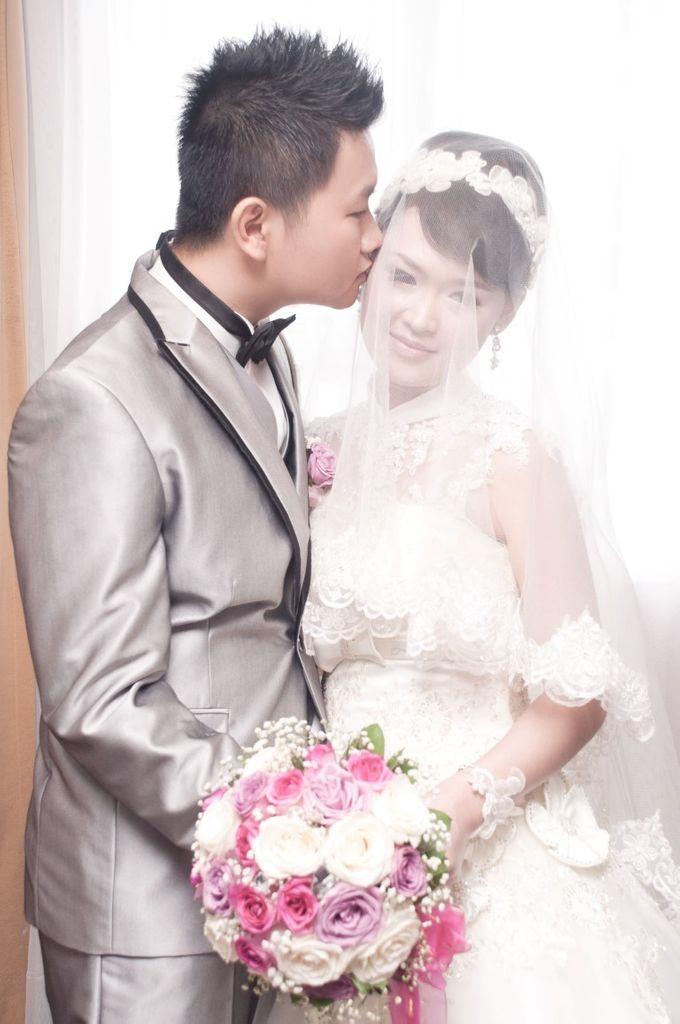wedding day by Xin-Ai Bride - 077