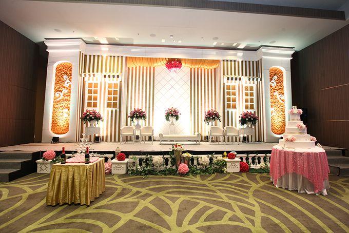 Jeffison & Santya Wedding by DESPRO Organizer - 012
