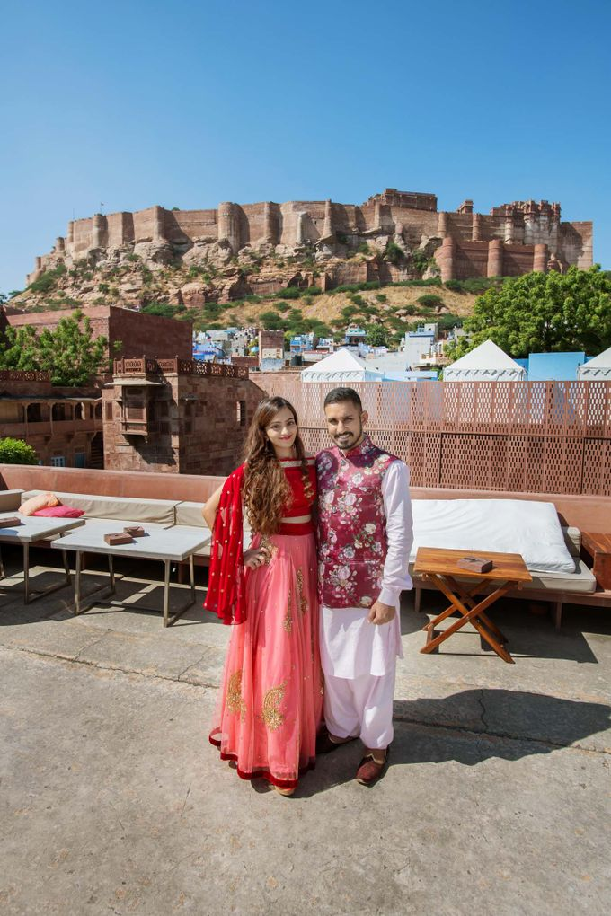 Jodhpur Pre-Wedding Shoot by GrizzyPix Photography - 004