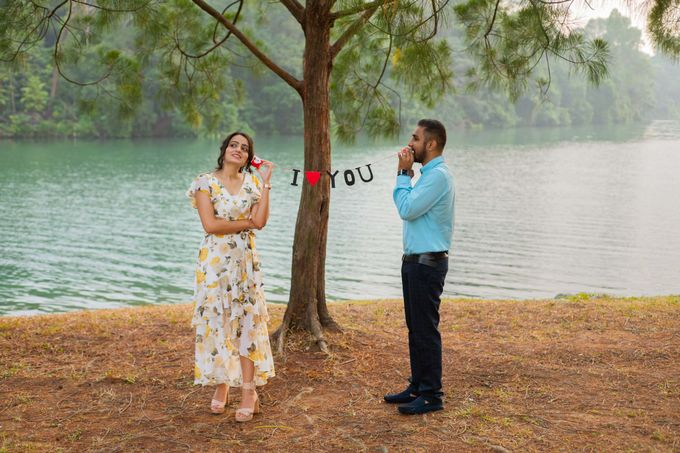 Pre-Wedding Shoot by GrizzyPix Photography - 003