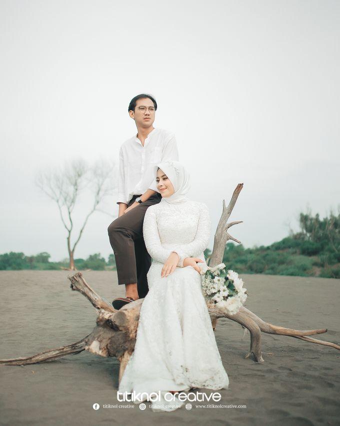 Prewedding Fira + Fachri by Titiknol Creative - 001