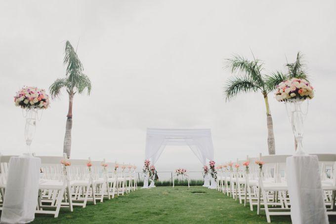 Wedding in Villa Latitude by Bali Tie d' Knot - 009