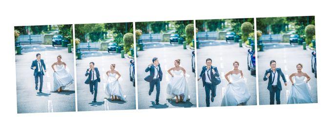 Jonathan & Gina Pre Wedding by Yvonne Creative Bridal - 007