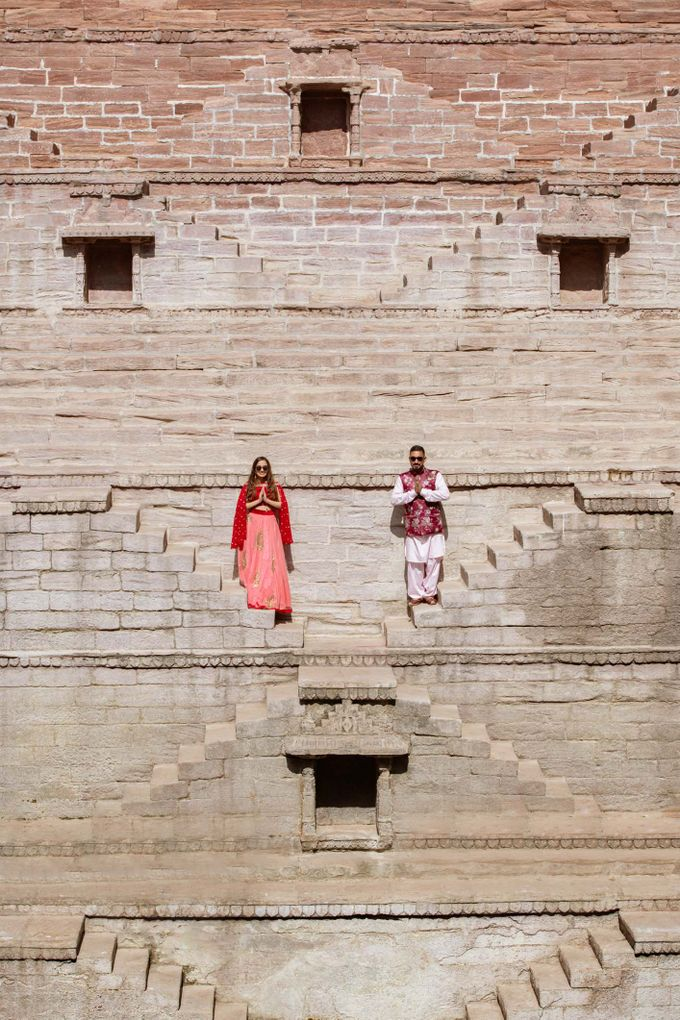 Jodhpur Pre-Wedding Shoot by GrizzyPix Photography - 012