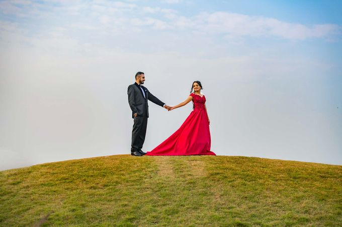 Pre-Wedding Shoot by GrizzyPix Photography - 017