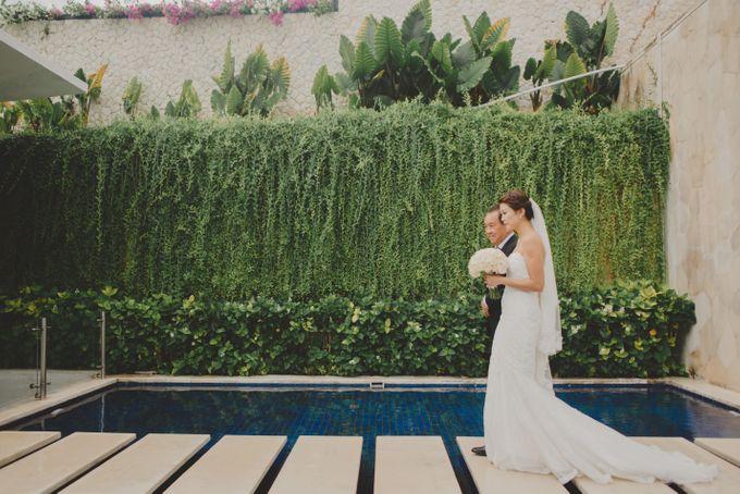 Wedding in Villa Latitude by Bali Tie d' Knot - 008