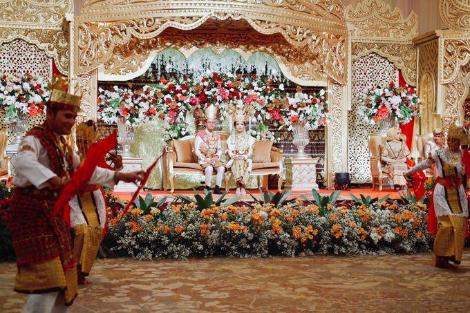 Drina & Akbar Wedding by HENRY BRILLIANTO - 022
