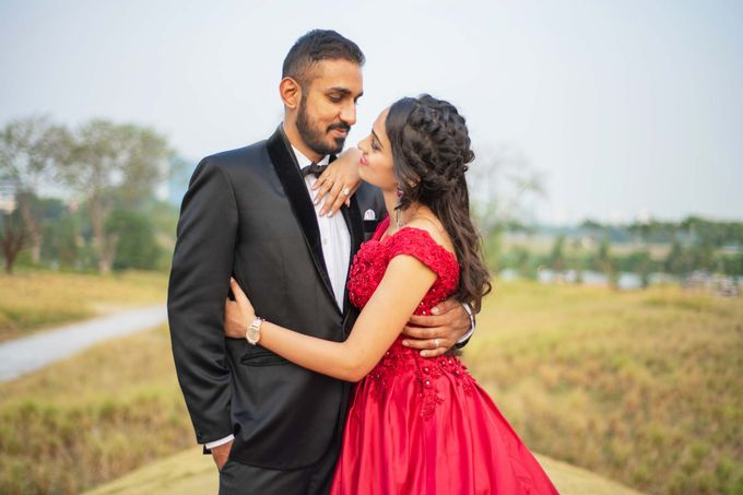 Pre-Wedding Shoot by GrizzyPix Photography - 016