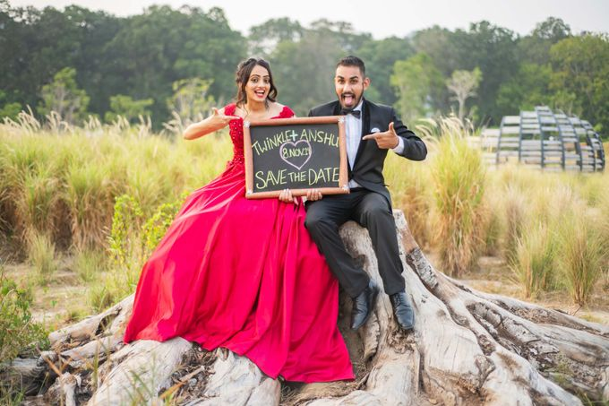 Pre-Wedding Shoot by GrizzyPix Photography - 018