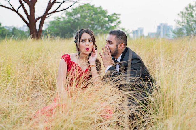 Pre-Wedding Shoot by GrizzyPix Photography - 020