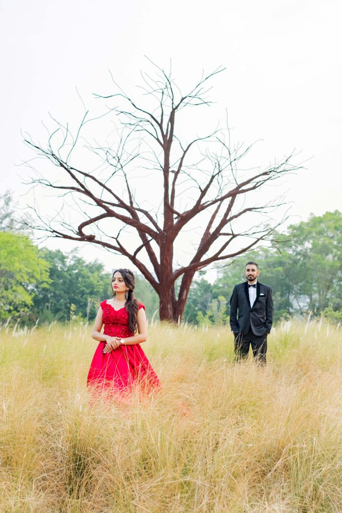 Pre-Wedding Shoot by GrizzyPix Photography - 021