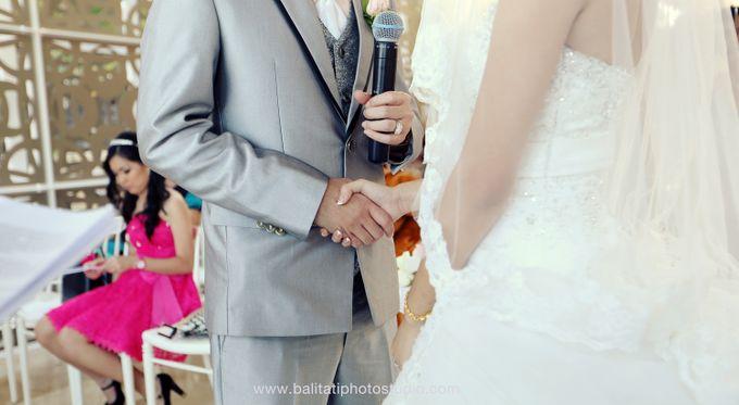The Wedding of Ivan & Indah by Tati Photo - 029