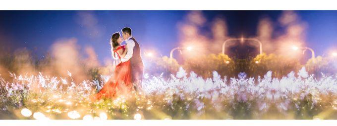 Jonathan & Gina Pre Wedding by Yvonne Creative Bridal - 011