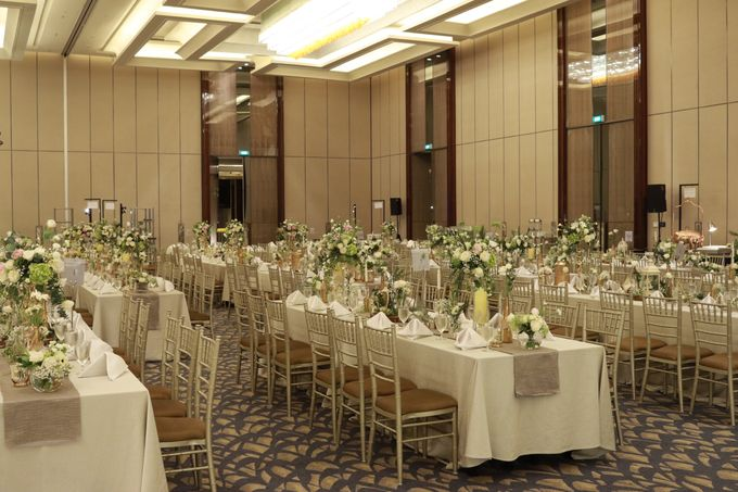 MC Wedding Intimate Grand Sheraton Gandaria Jakarta - Anthony Stevven by Sheraton Grand Jakarta Gandaria City Hotel - 004
