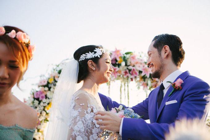 Intan Ayu & Olaf Wedding by Ray Aloysius Photography - 038