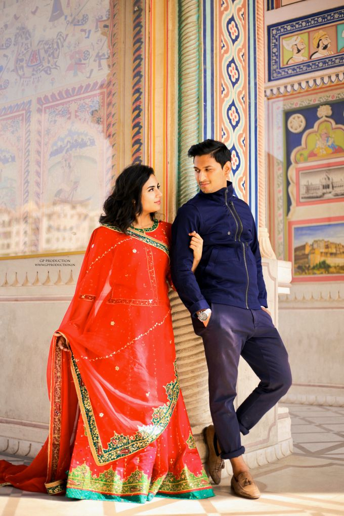 Pre Wedding Shoot by GP PRODUCTION - 021