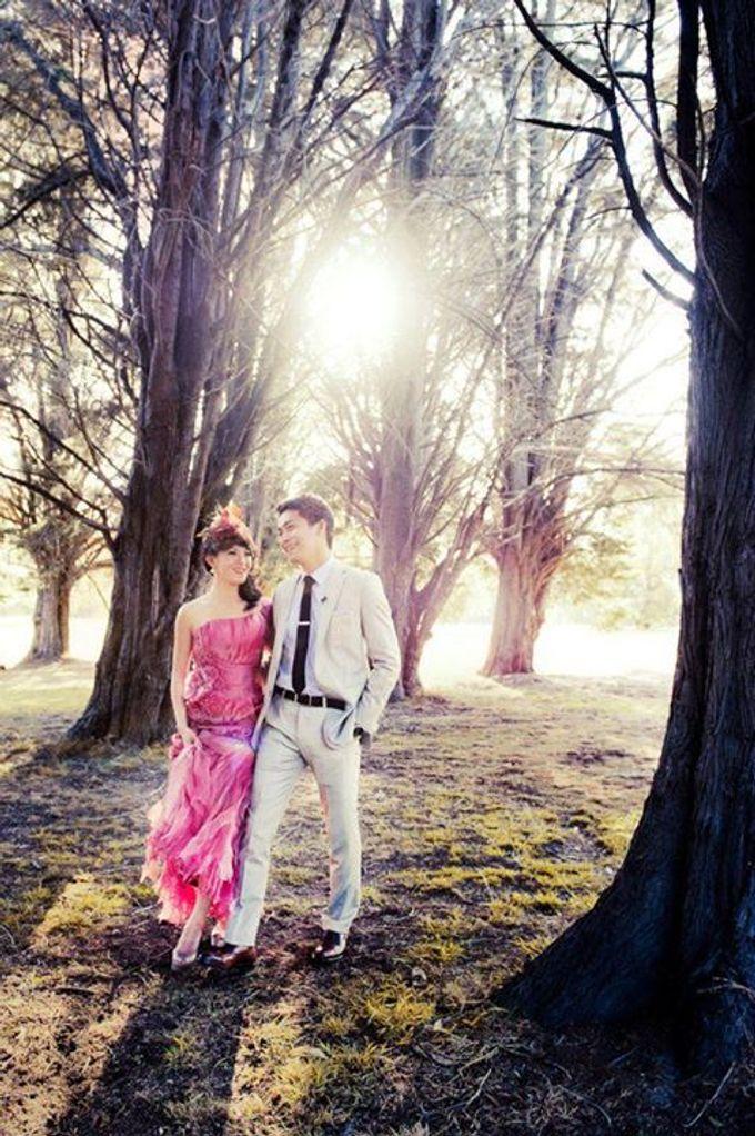 Gracia and Christ - 2 become 1 by Pristine al L'umiere Melbourne - 010