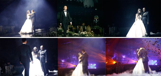Stevie and Francesca's Fashion Wedding by Overdream Production - 001