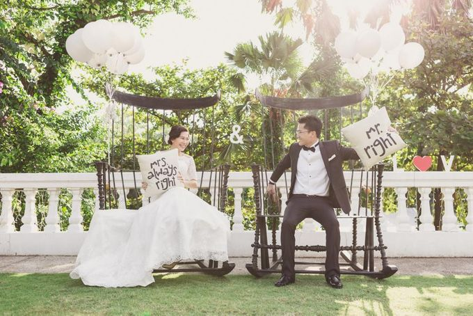 The Wedding of Lok Hin & Vernessa by Moments By Rendy - 008