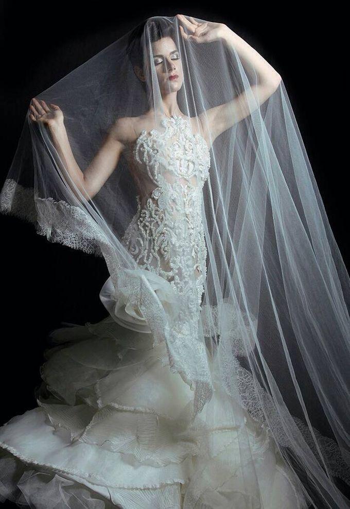 Black Romance by Gazelle Brides - 010