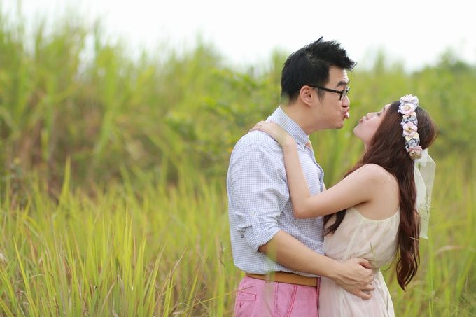 David & Vivi Prewed  and stopmotion by Phico photography - 002