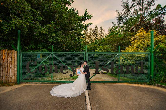 Coney Island Pre-Wedding Shoot by GrizzyPix Photography - 003